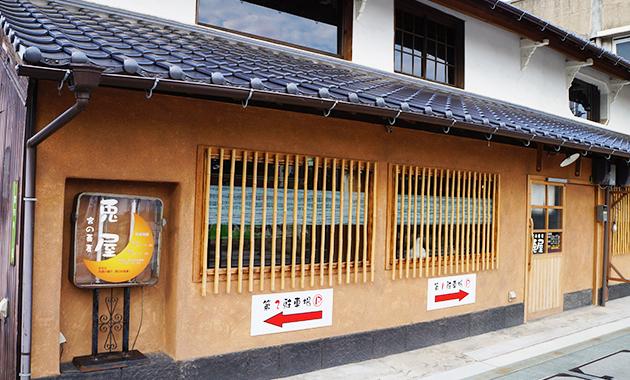 防府 宮の蕎麦 兎屋