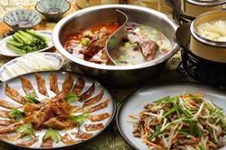 北京菜館 天香茶屋 火鍋