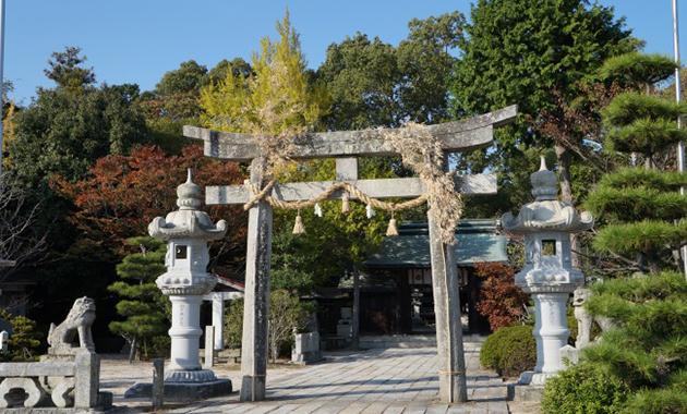 防府 玉祖神社