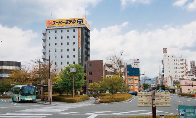 防府 スーパーホテル防府駅前
