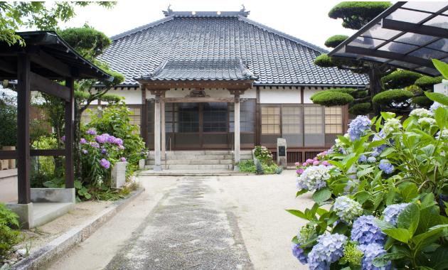 防府 護国寺