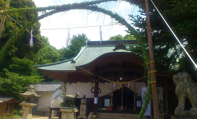 防府 春日神社