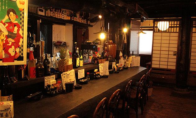 防府 長州の酒場